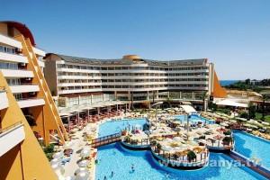 ALAİYE RESORT HOTEL-ALANYA